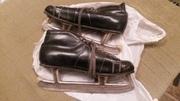 Коньки  советские   «канады» (размер  коньков   44,   ботинок  45).